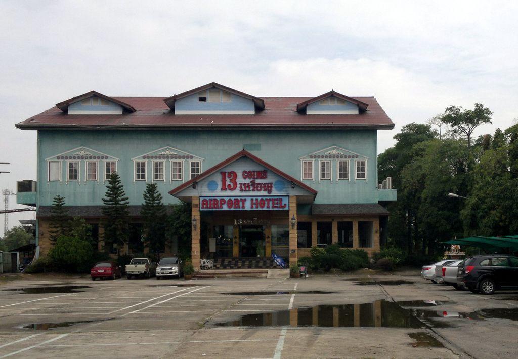 โรงแรม 13 เหรียญ แอร์พอร์ต มีนบุรี