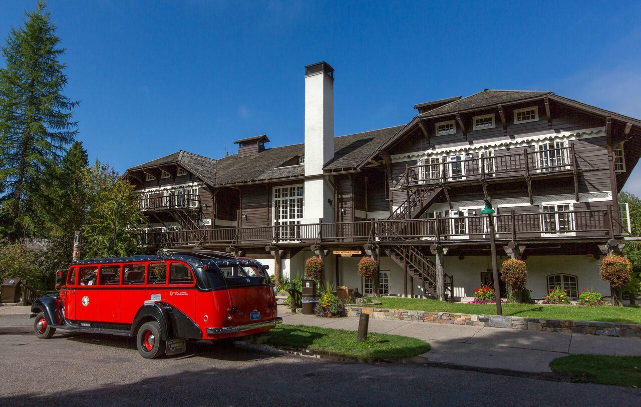 Lake Mcdonald Lodge Cabins And Motor Inn West Glacier