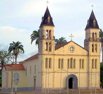 Sé Catedral de Nossa Senhora da Graça de São Tomé