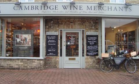 Cambridge Wine Merchants - Cherry Hinton Road Wine Bar