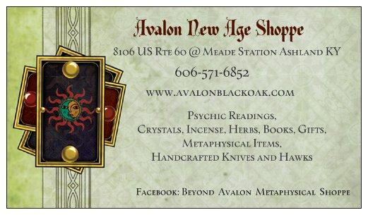 Avalon New Age Shop