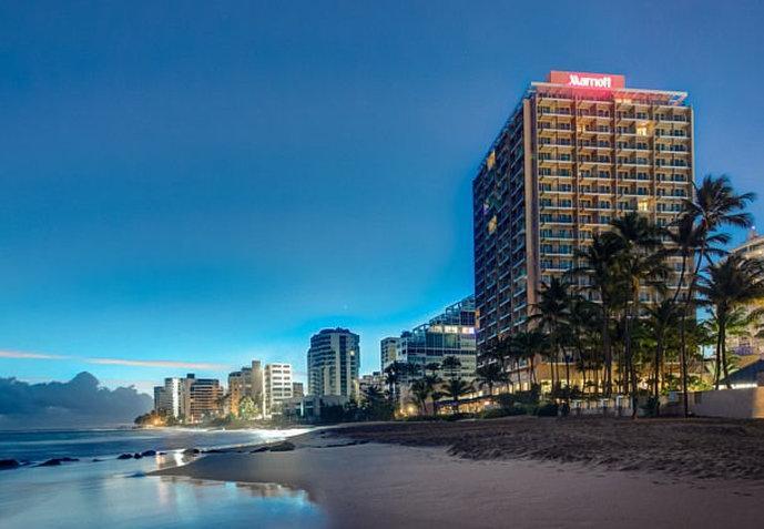 Marriott San Juan Resort & Stellaris Casino