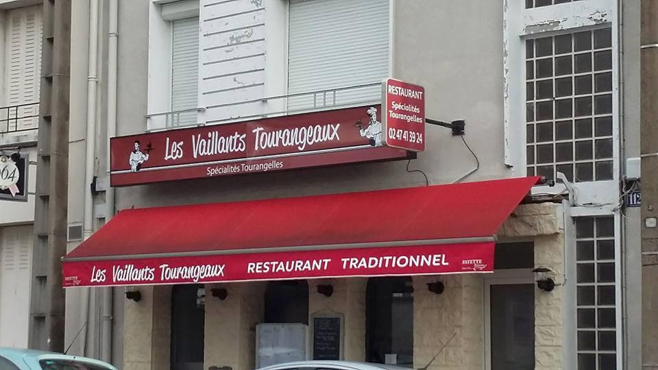 Les Vaillants Tourangeaux Tours Restaurant Avis Num 233 Ro