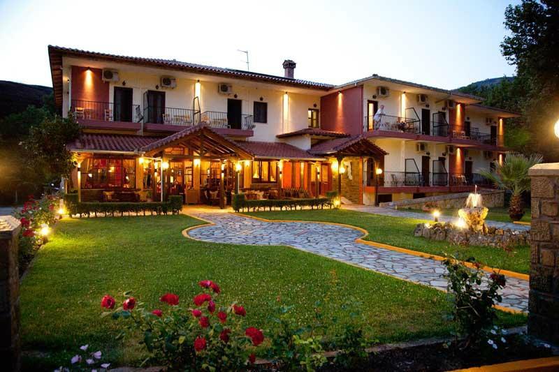 스파니아스 호텔