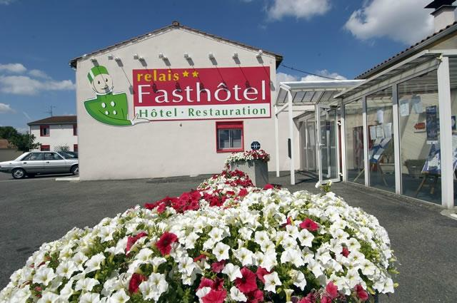 Relais Fasthotel Tarbes