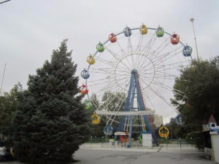 Gorsad Volgograd City Park