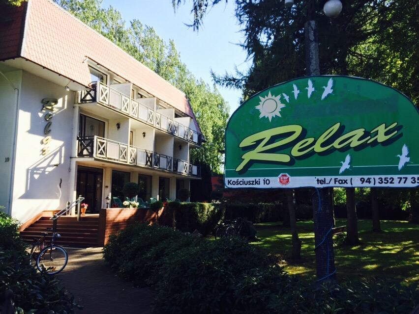 ペンシオナット リラックス ホテル