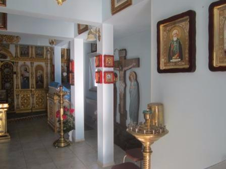 Orthodox Chapel in Honor of the Uryupinsk Icon of Our Lady
