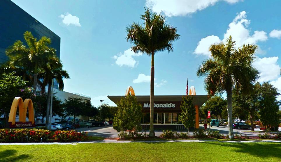 Mcdonald S 248 Of 510 Restaurants In West Palm Beach