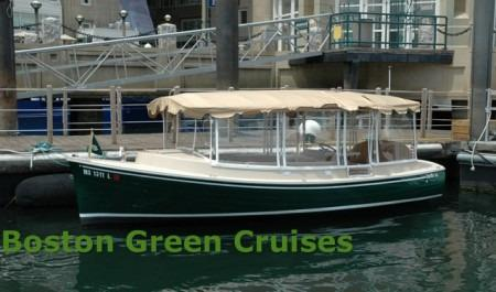 Boston Green Cruises