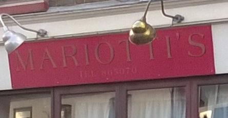 Mariotti's Restaurant