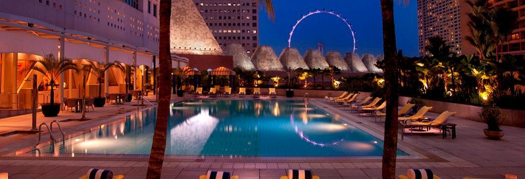 新加坡港麗酒店