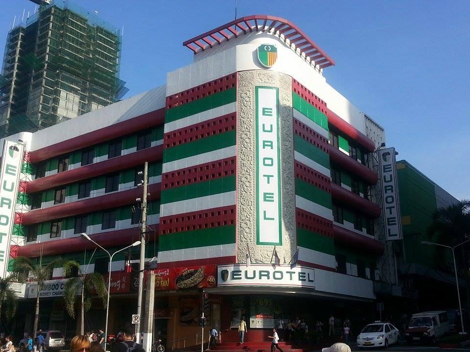 奎松歐特爾阿拉內塔飯店