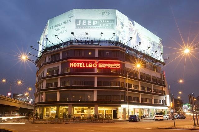 โรงแรม ลีโอ เอ๊กซ์เพรส