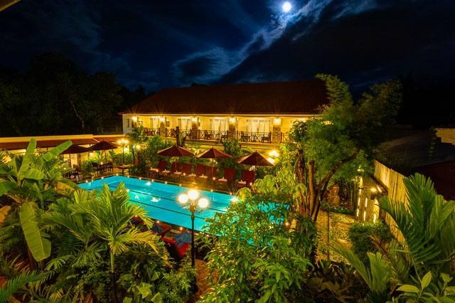 Angkor Boutique Tropic Hotel