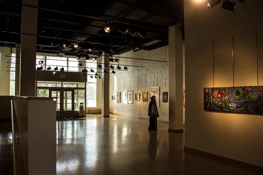 The Center for the Visual Arts