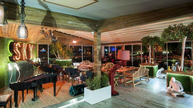 Red tower brewery restaurant alanya restaurant reviews for Alanya turkish cuisine