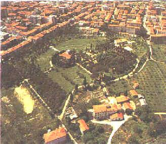 Parco Colle del Pionta