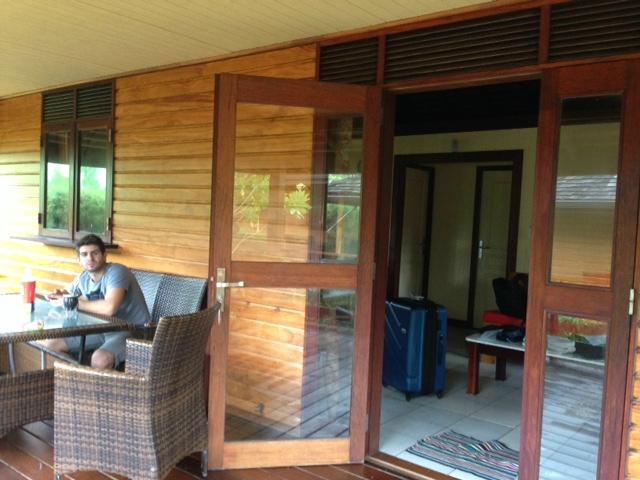 Moorea Golf Lodge