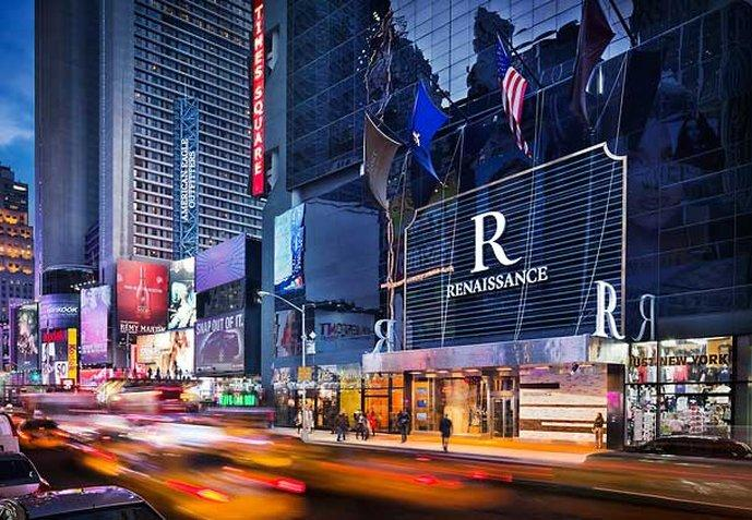 Renaissance New York Hotel Times Square