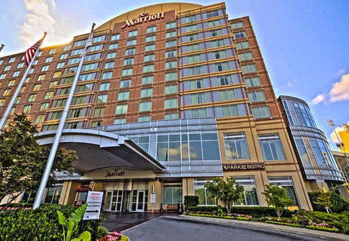 Marriott Nashville at Vanderbilt University