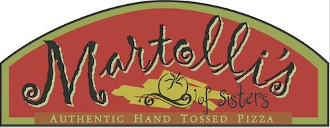 Martolli's Of Sisters Authentic Hand Tossed Pizza