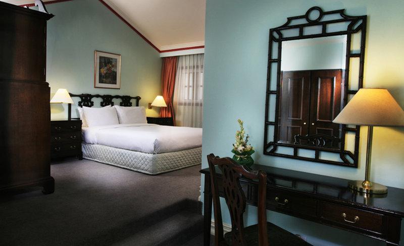 ベルジャヤ ホテル シンガポール