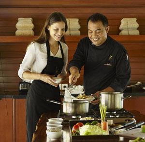 Cooking Class at Kayumanis Jimbaran Private Villa and Spa