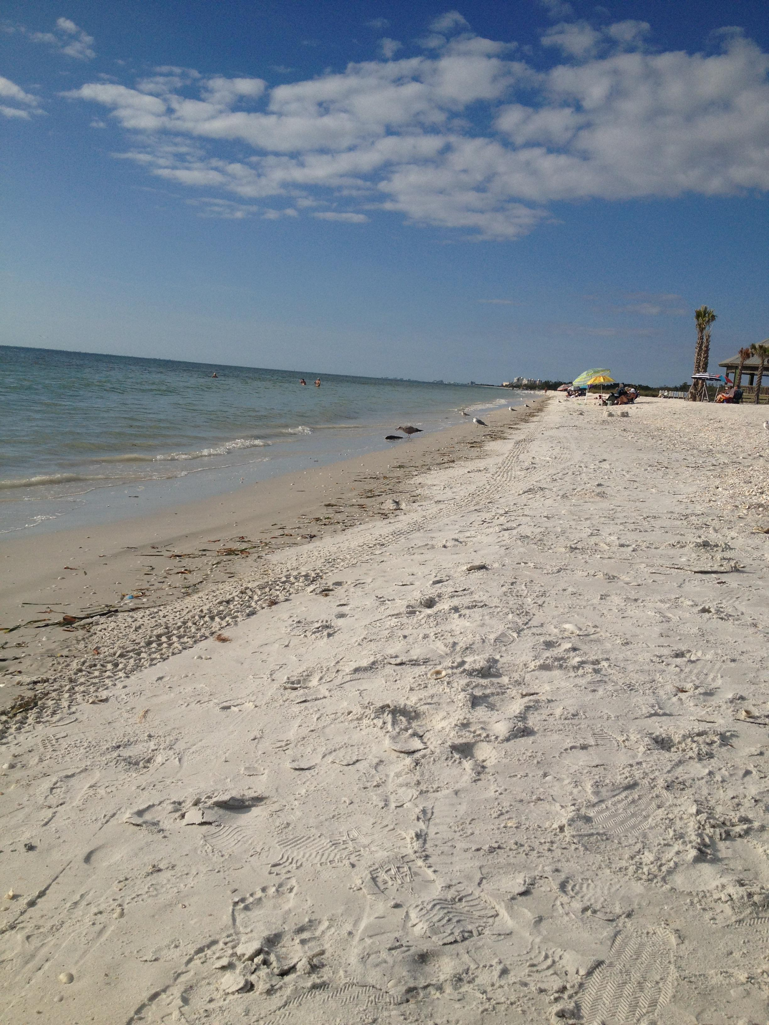 Barefoot beach Bonita springs florida