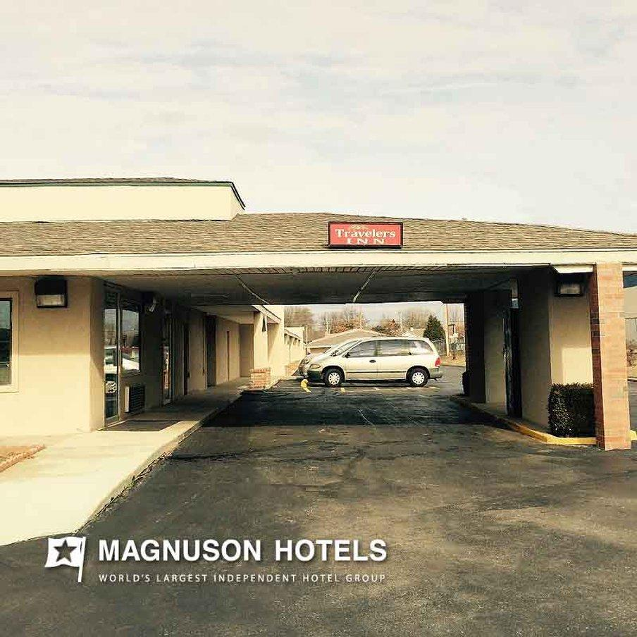 Travelers Inn Midwest City