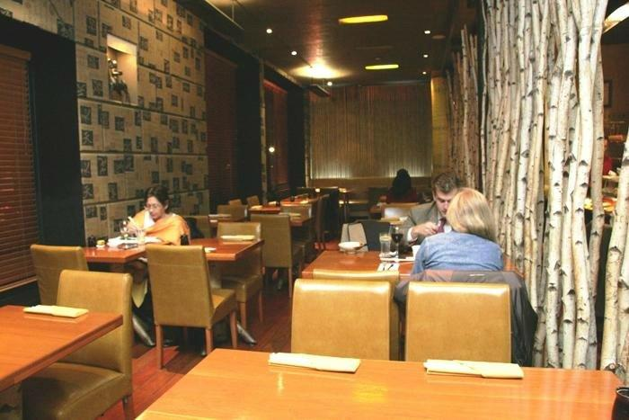 Fusha asian cuisine new york omd men om restauranger for Amber asian cuisine nyc