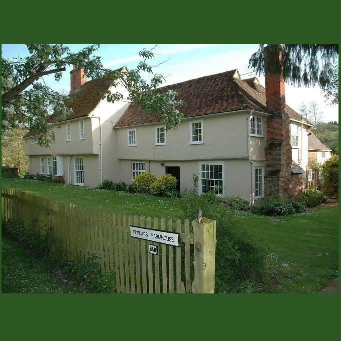 Stoke by Nayland B&B Poplars Farmhouse