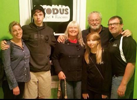 Exodus Escape Rooms
