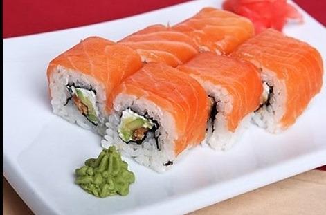 Суши филадельфия рецепт с фото
