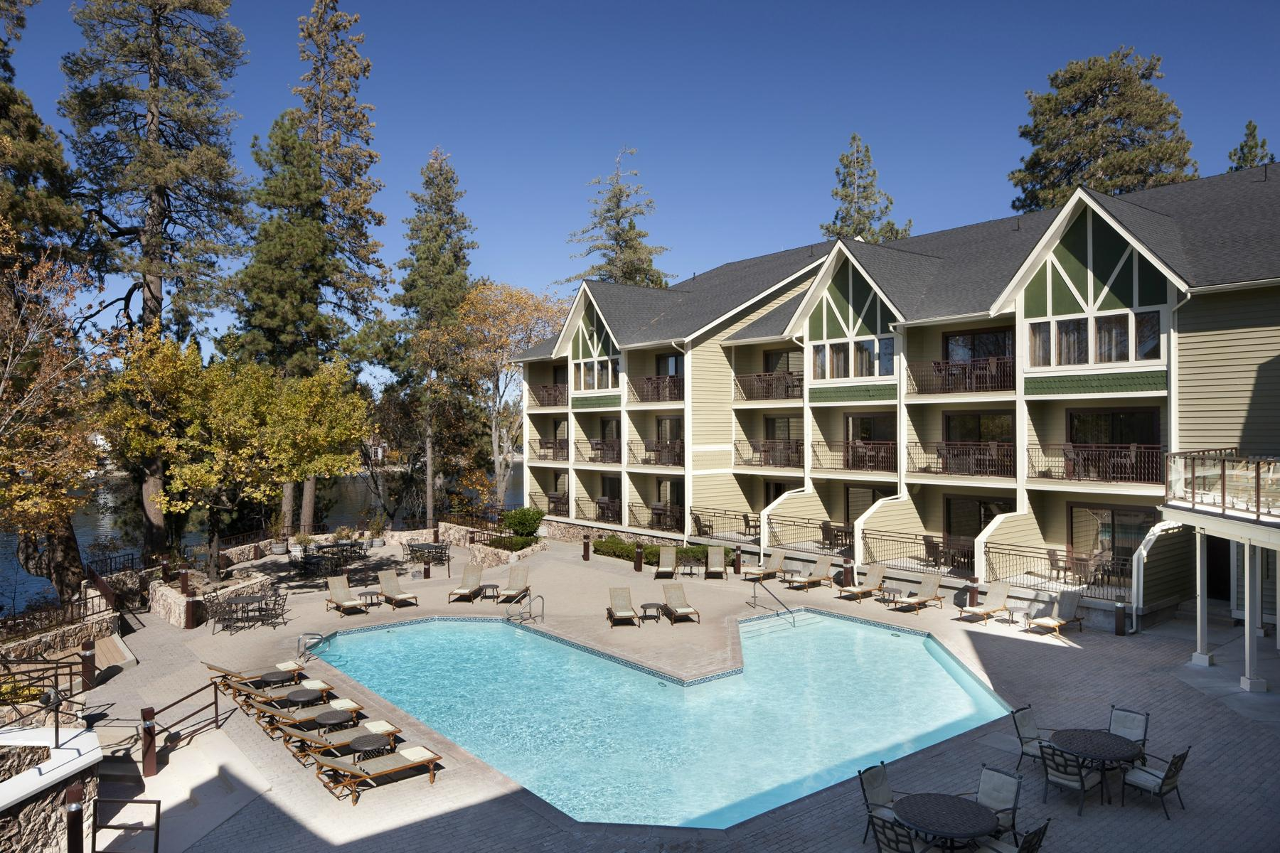 Lake Arrowhead Resort And Spa Autograph Collection Ca