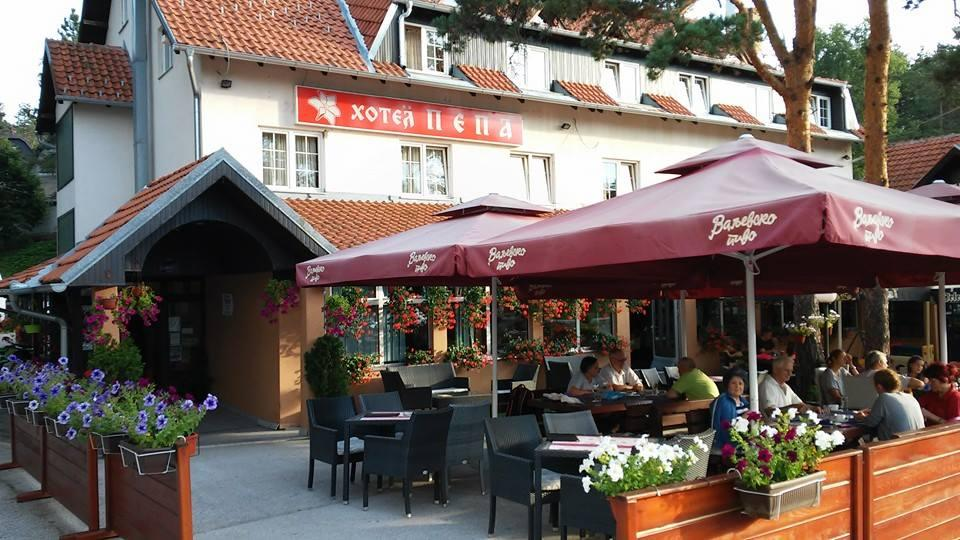 Hotel Pepa Divcibare