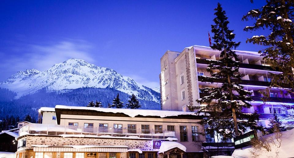 호텔 쿠르하우스