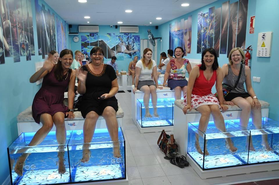 smile fish spa wellness spa