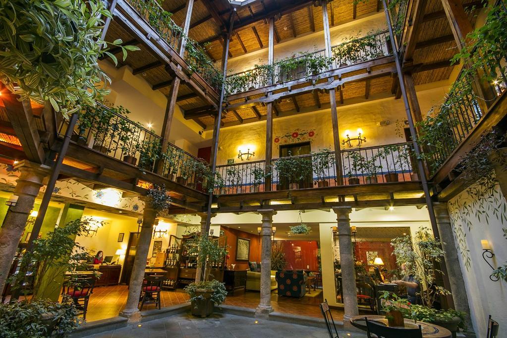 La Casona de la Ronda Heritage Boutique Hotel