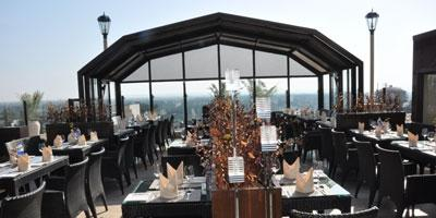 Falak Revolving Restaurant