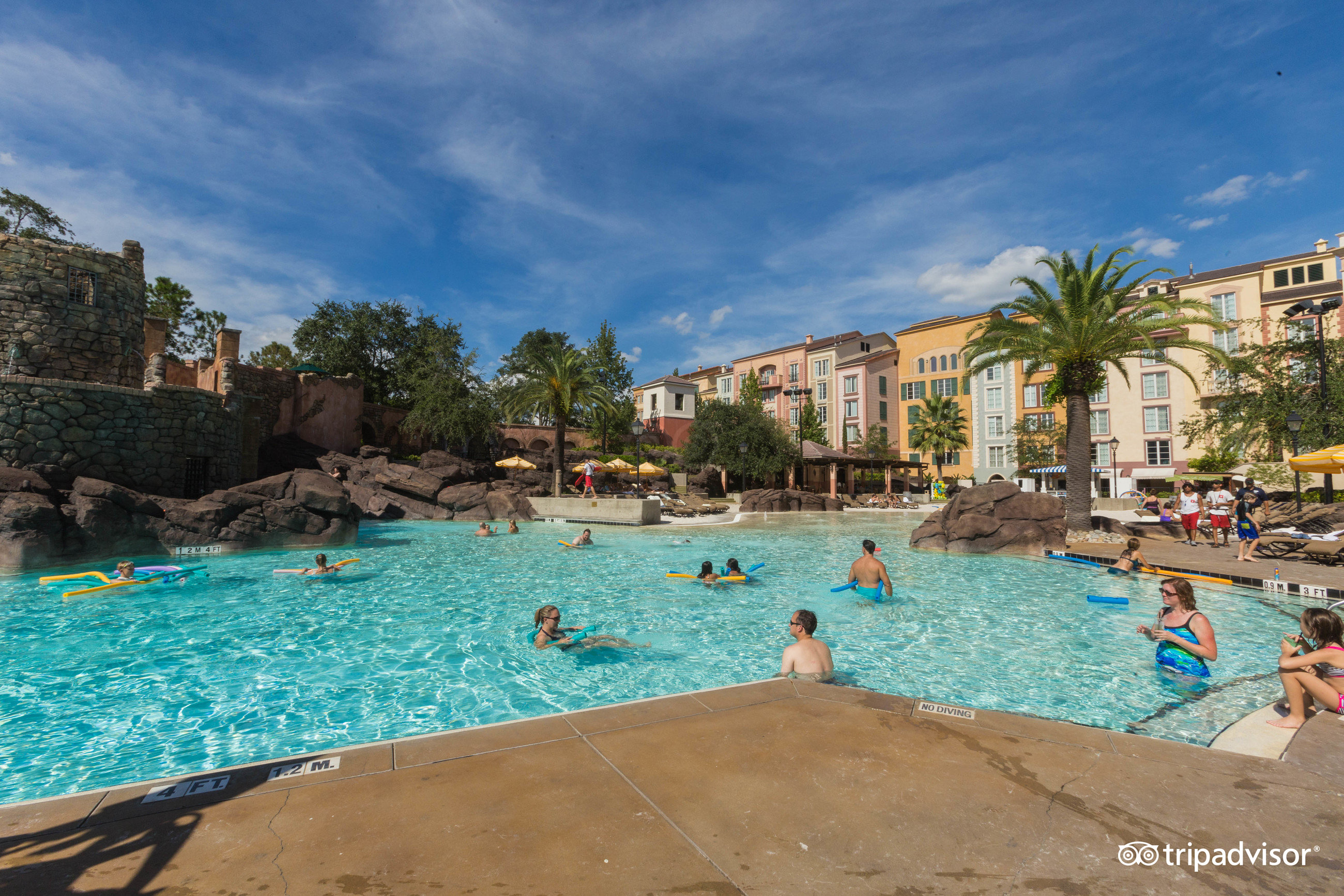 loews portofino bay hotel orlando fl 2017 review