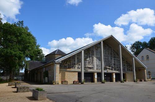 Ermitage-Sanctuaire de Saint Walfroy