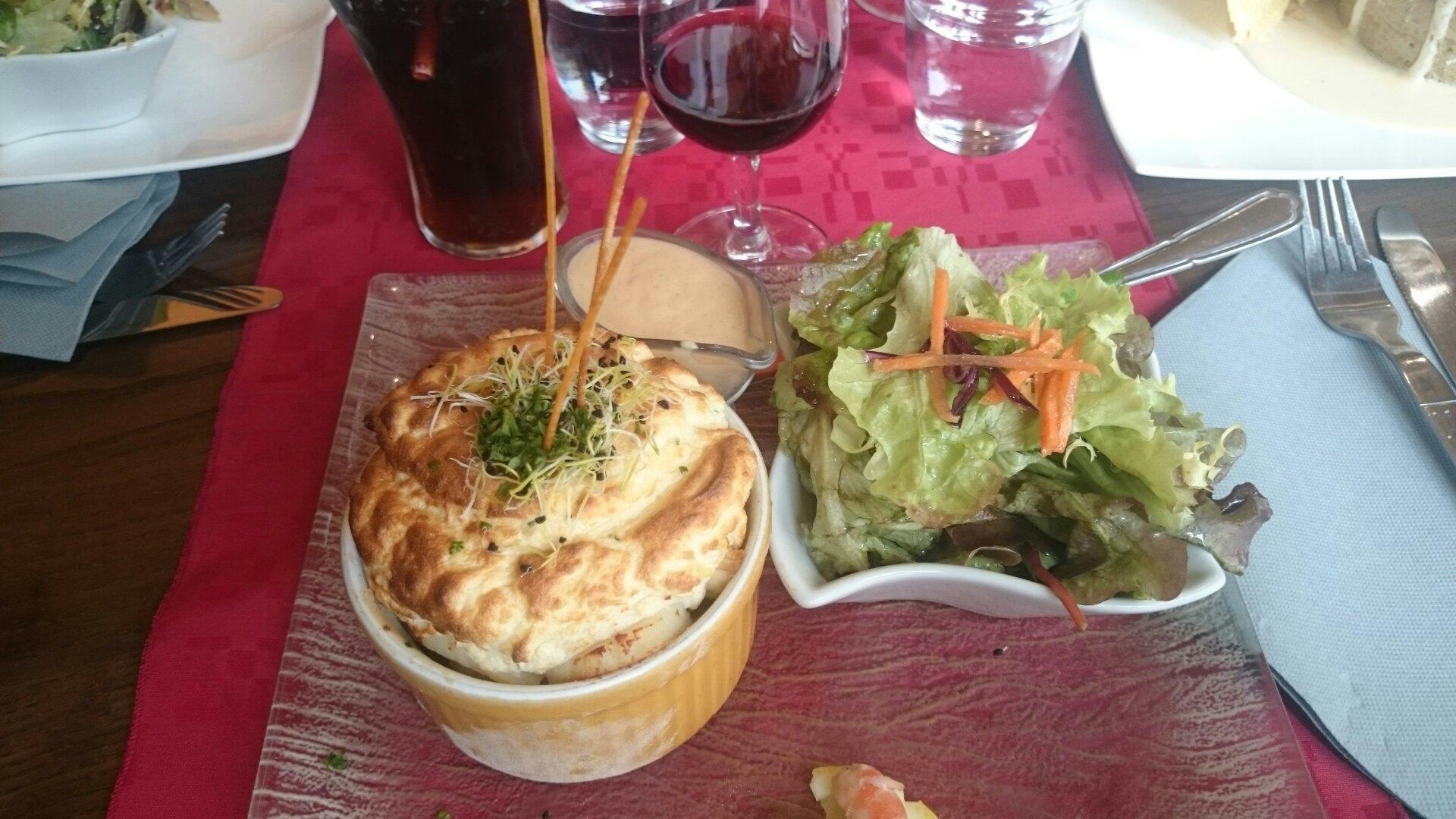 Рестораны Анже