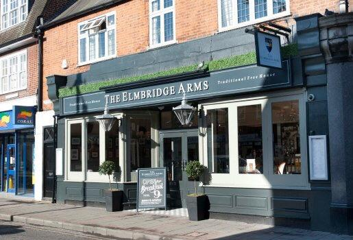 ‪Elmbridge Arms‬
