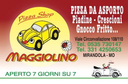 Maggiolino Pizza Shop