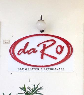 Bar-Gelateria DA RO'