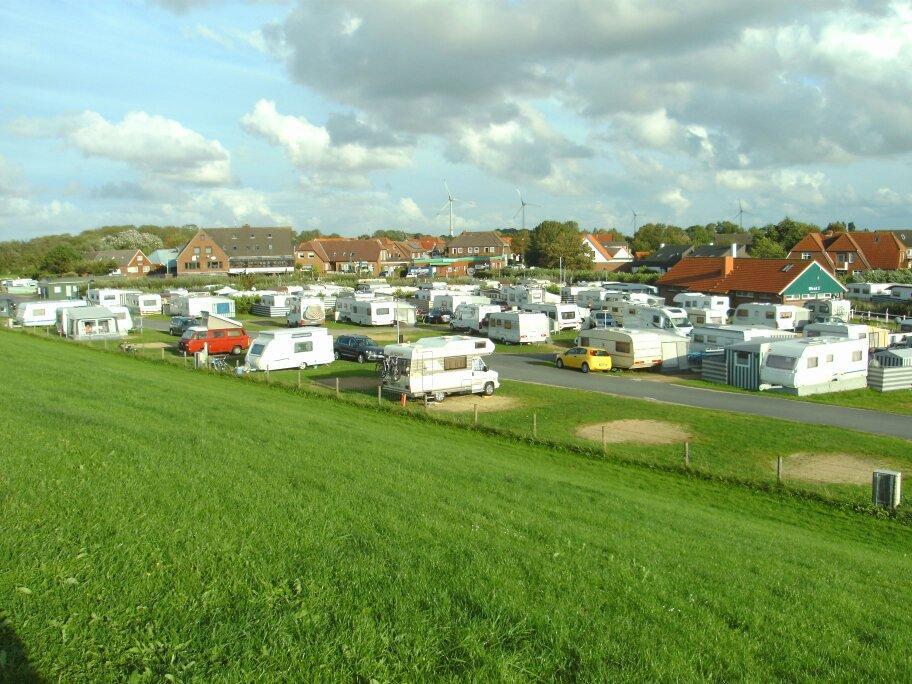 Ganzjahres-Campingplatz Neuharlingersiel