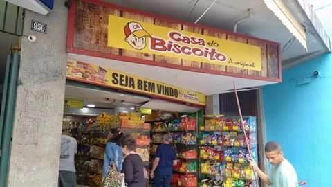 Casa Do Biscoito