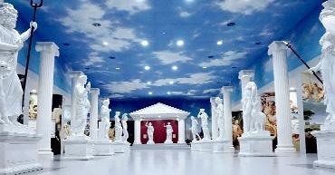 ギリシャ神話博物館