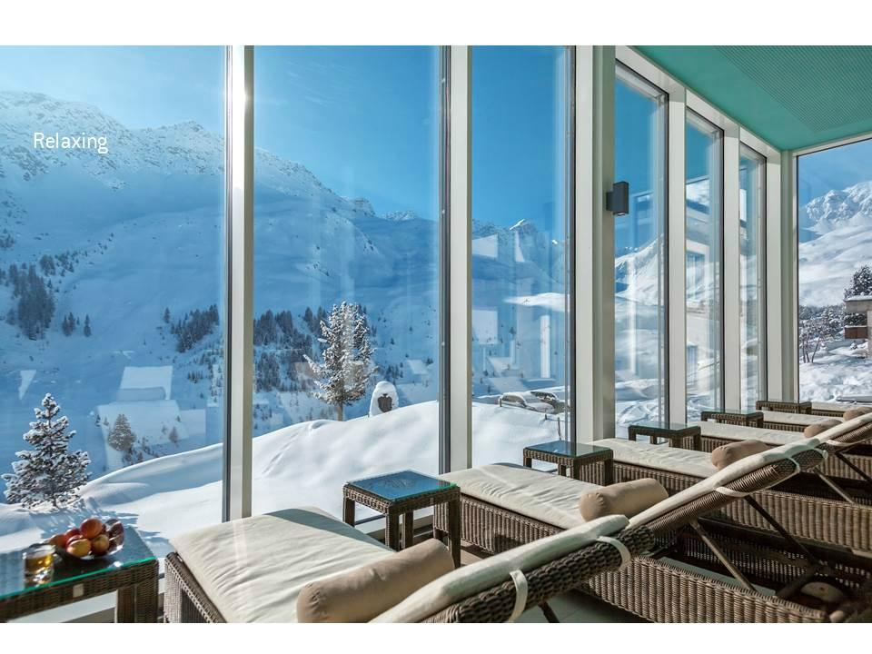 Arosa Kulm Hotel & Alpin Spa